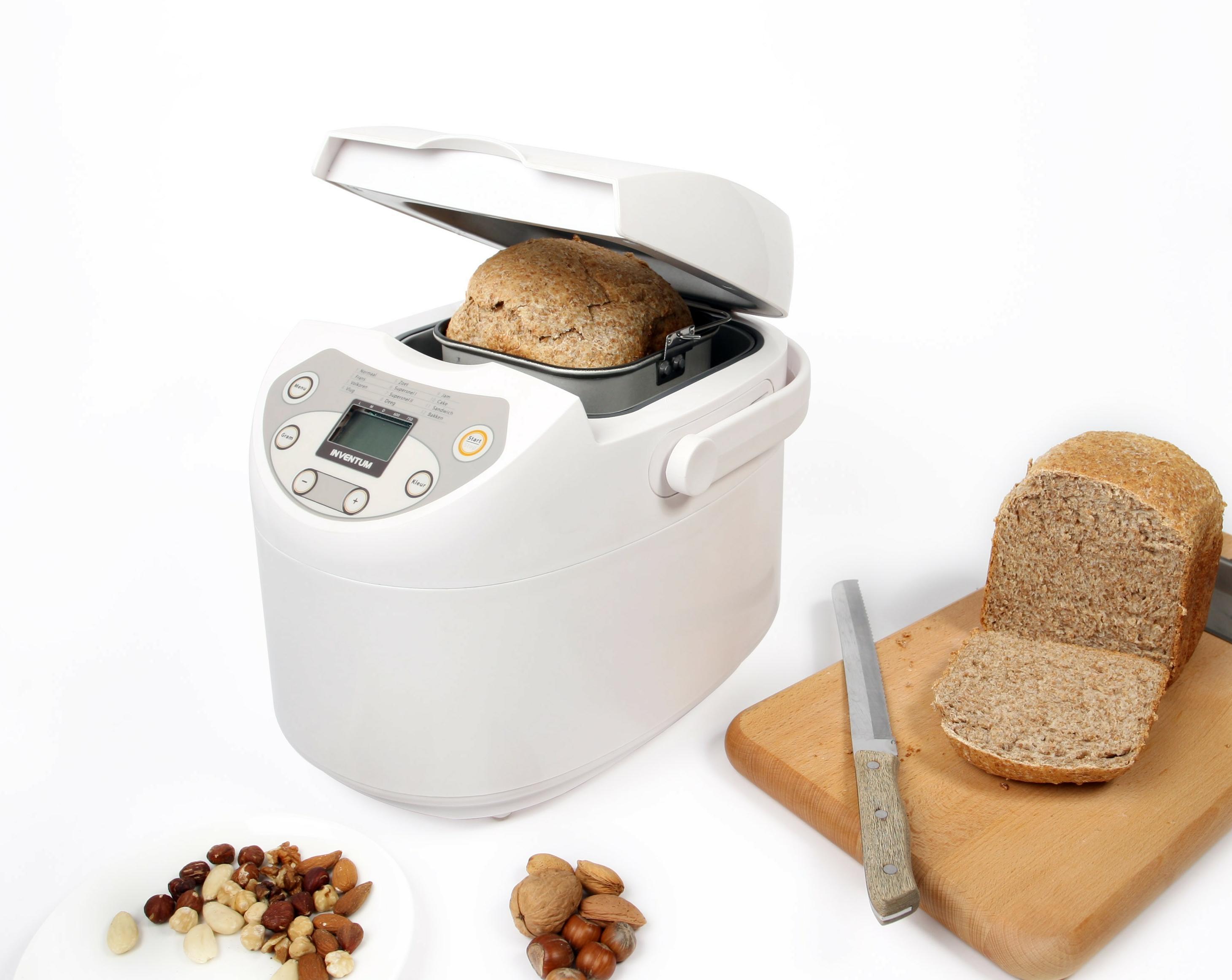 хлебопечка inventum инструкция